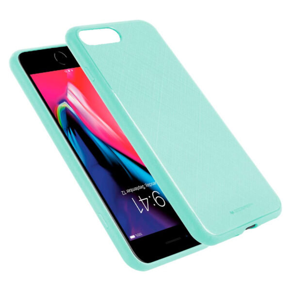 Style Lux Cover iPhone 7 Plus & 8 Plus Sky Blue