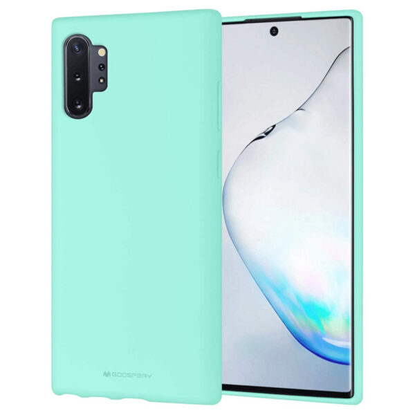 Style Lux Cover Galaxy Note 10 Plus Sky Blue