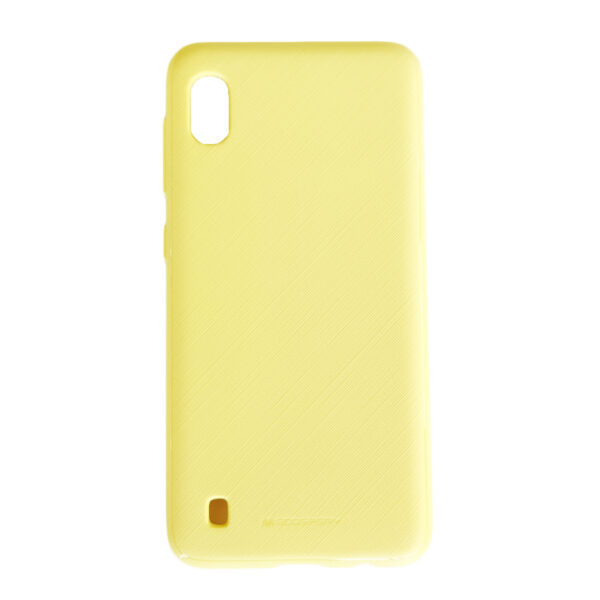 Style Lux Cover Galaxy A10 Yellow