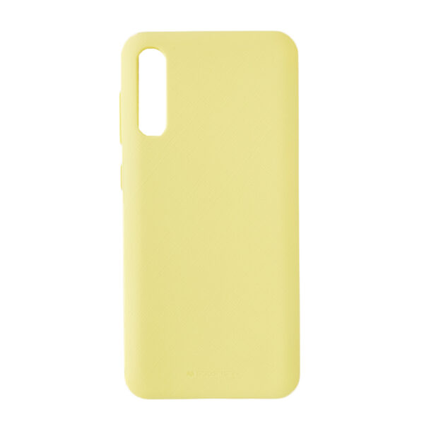 Style Lux Cover Galaxy A50 Yellow