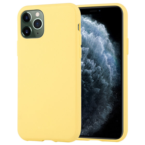 Style Lux Cover iPhone 11 Pro Max Yellow