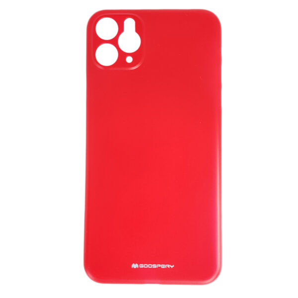 Ultra Skin Cover iPhone 11 Pro Max Red