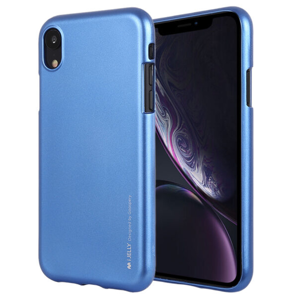 I-Jelly Cover iPhone XR Blue