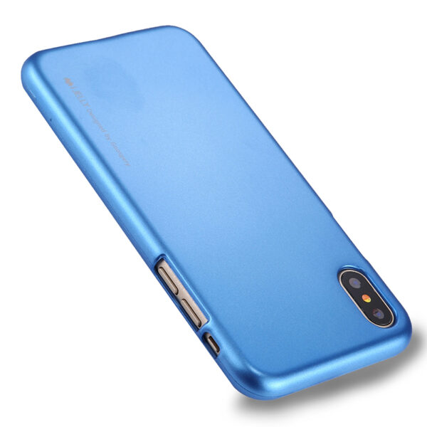 I-Jelly Cover for iPhone XS Max Blue
