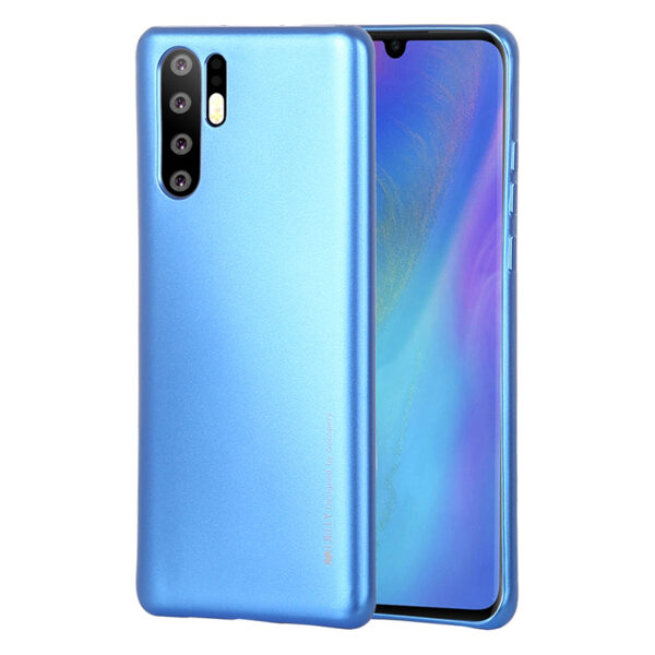 I-Jelly Cover for Huawei P30 Pro Blue