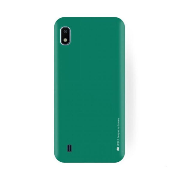 I-Jelly Cover Galaxy A10 Emerald Green