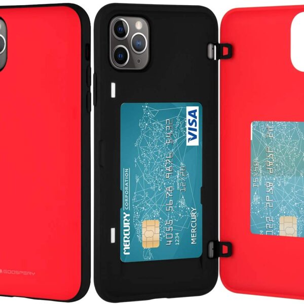 Magnetic Back Card Slot Cover iPhone 11