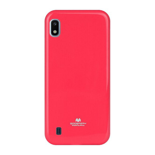 Jelly Cover Galaxy A10 Hot Pink