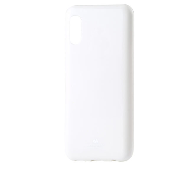 Jelly Cover Galaxy A10 White