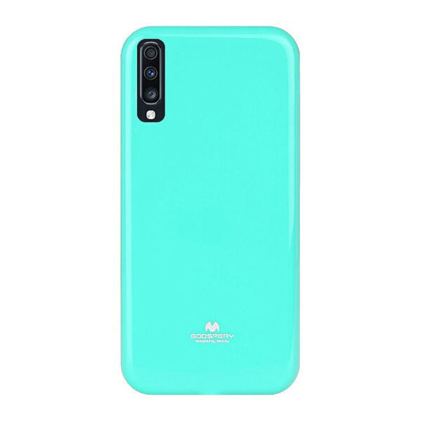 Jelly Cover Galaxy A70 Mint