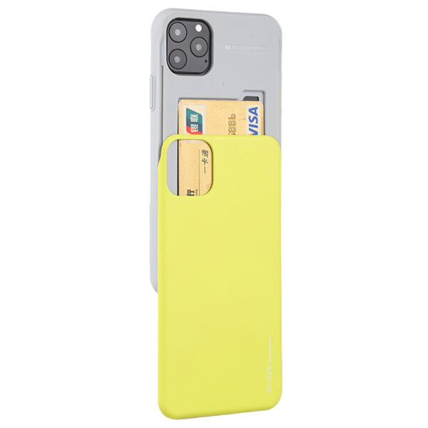 Slide Cover With Card Slot iPhone 11 Pro Lime
