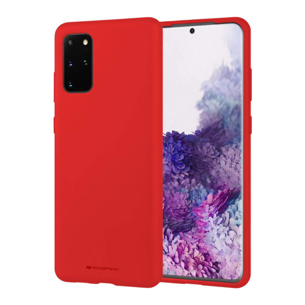 Soft Feeling Cover Samsung Galaxy S20 Plus Red
