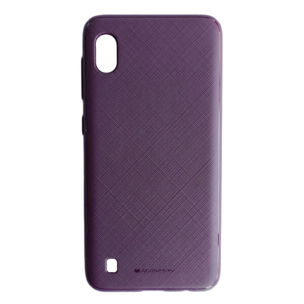 Style Lux Cover Galaxy A10 Plum