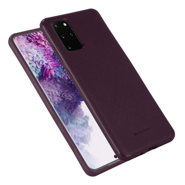 Style Lux Cover Samsung Galaxy S20 Plus Plum