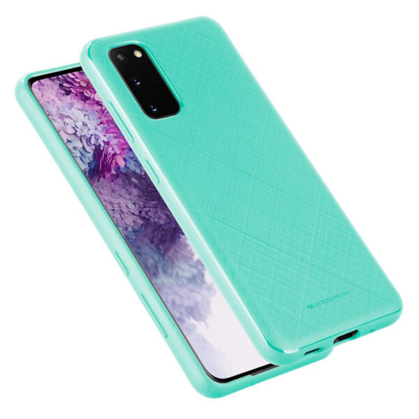 Style Lux Cover Samsung Galaxy S20 Sky Blue