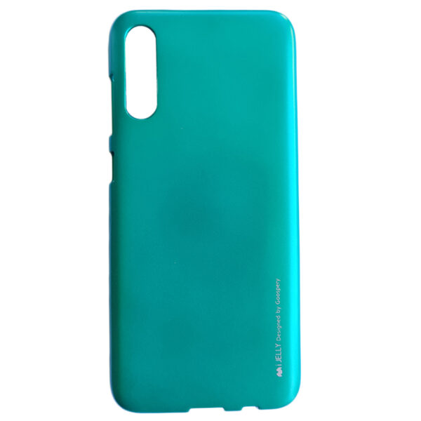 I-Jelly Cover Galaxy A70 Emerald Green