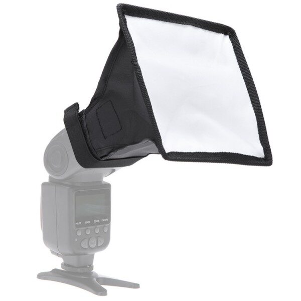 Portable Flash Folding Softbox Without Flash Light Holder