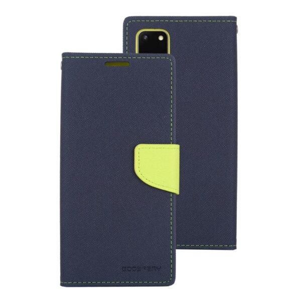 Fancy Diary Cover Galaxy S20 Plus Navy