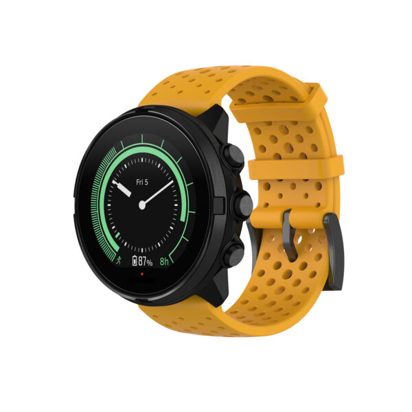 Interchangeable band/strap for Suunto 9 Watches.