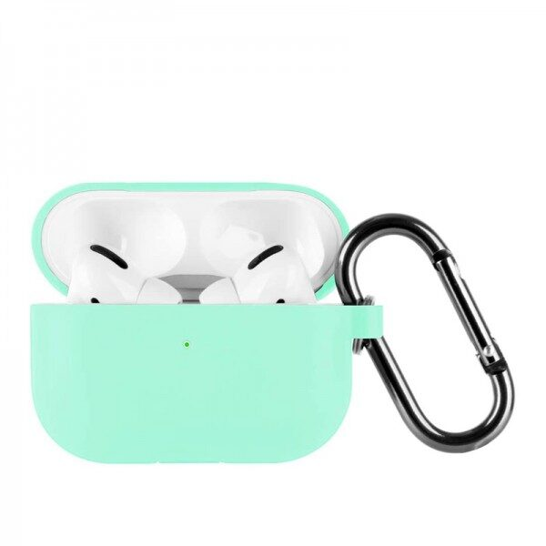 Slim Silicone Case For Apple AirPods Pro Mint