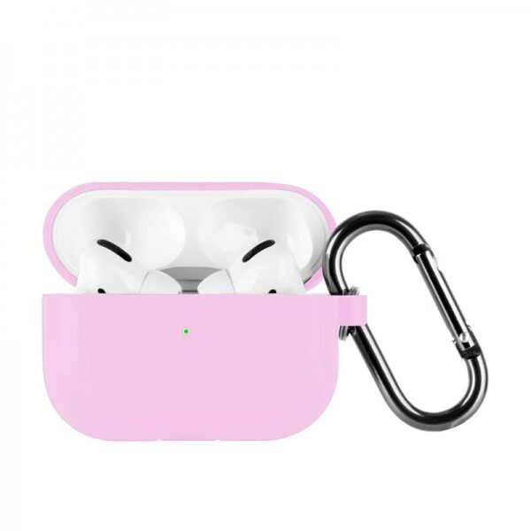 Silicone Case For Apple AirPods Pro Magenta