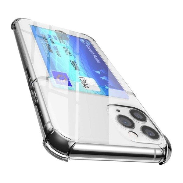 Transparent Cover With Card Slot iPhone 11 Pro Max