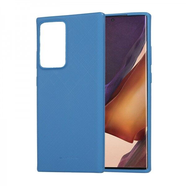 Style Lux Cover Galaxy Note 20 Ultra Blue