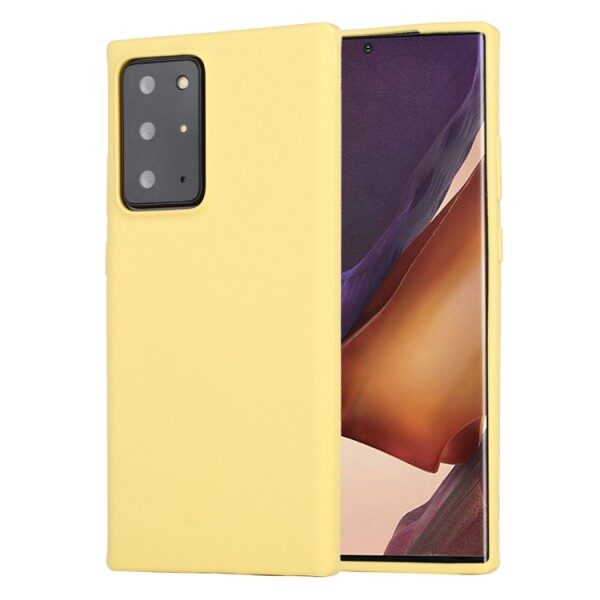 Style Lux Cover Galaxy Note 20 Yellow