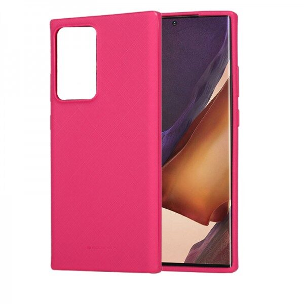 Style Lux Cover Galaxy Note 20 Ultra Hot Pink