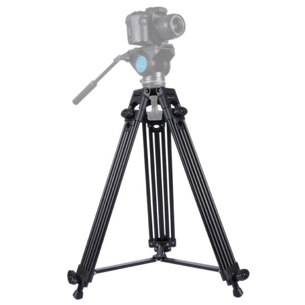 Heavy Duty Aluminum Alloy Tripod for DSLR / SLR Camera