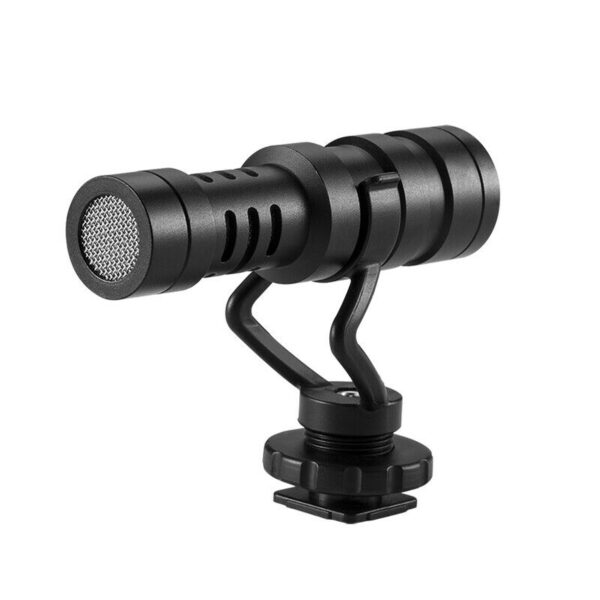 AriMic MC-1 Mini Shotgun Microphone Cardioid Microphone