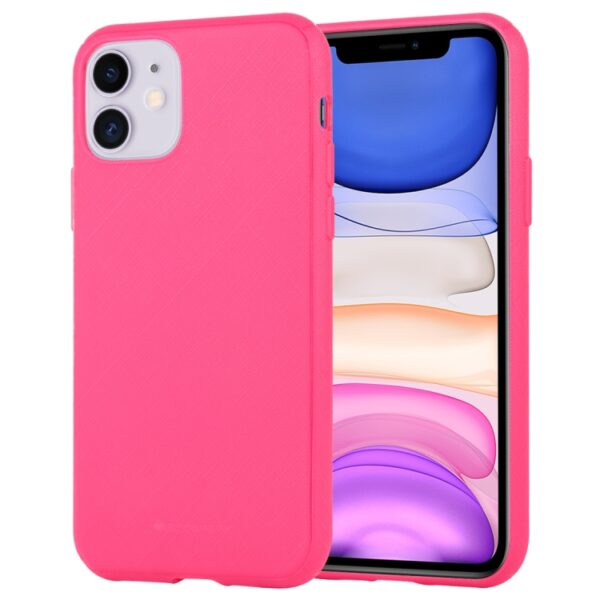 "Style Lux Cover Case iPhone 12 Mini 5.4"" Hot Pink"