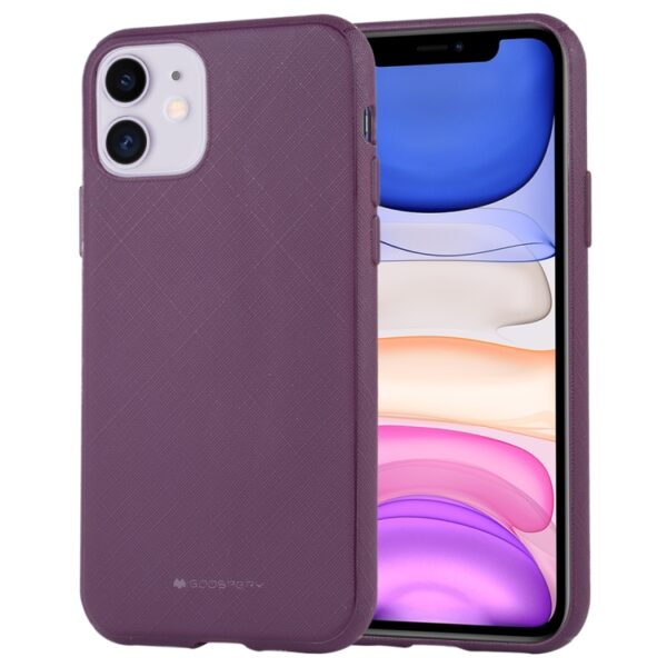 "Style Lux Cover Case iPhone 12 Mini 5.4"" Plum"