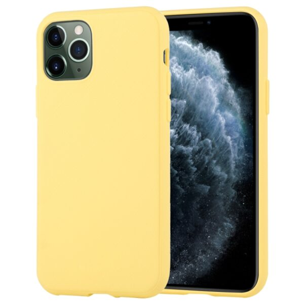 "Style Lux Cover Case iPhone 12 Pro Max 6.7"" Yellow"