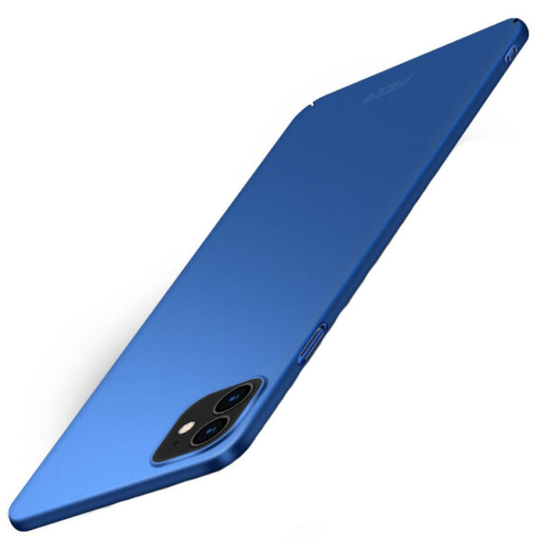 "Ultra Thin Cover iPhone 12 Mini 5.4"" Blue"