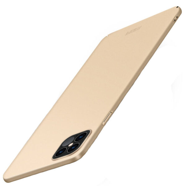 "Ultra Thin Cover iPhone 12 Pro Max 6.7"" Gold"