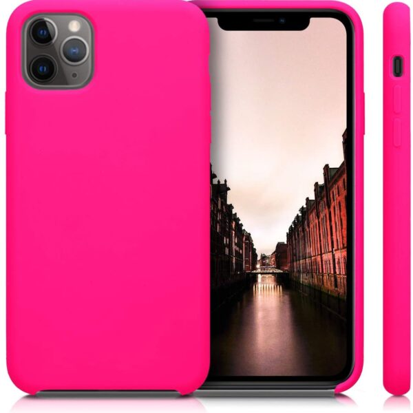 "Jelly Cover iPhone 12 / 12 Pro 6.1"" Lumo Pink"