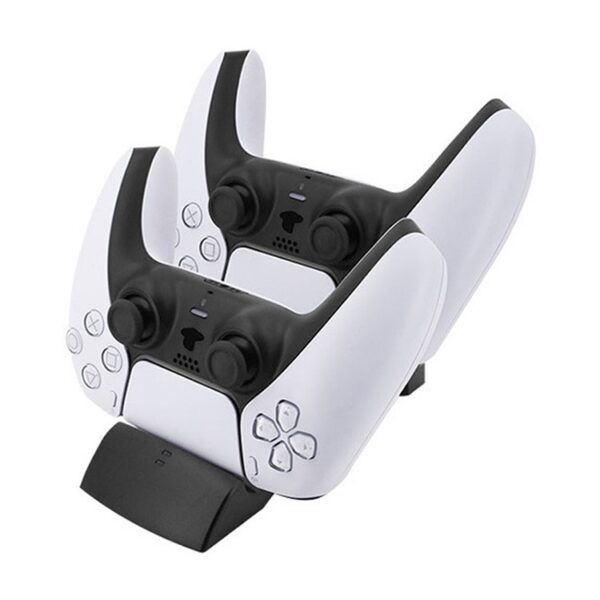 Dual Controller Charging Docking Station For PS5
