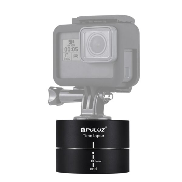 360 Degree Time Lapse Stabilizer Tripod Head Adapter