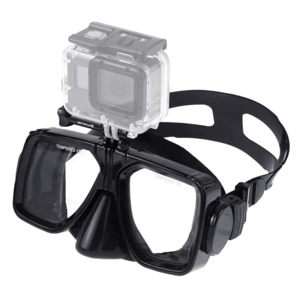 Puluz Dive Mask With Mount For GoPro & Other Action Cameras