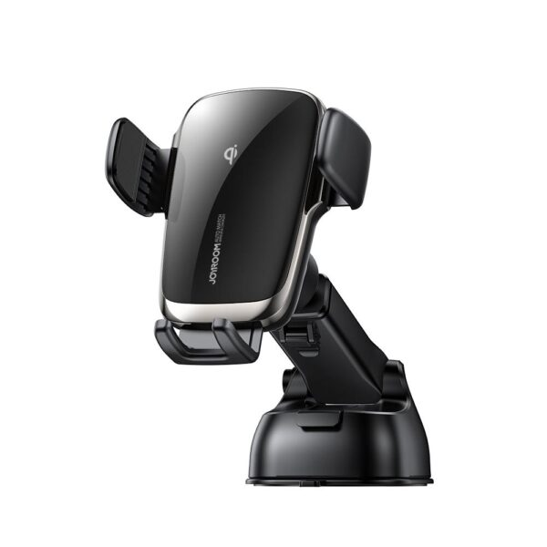 Joyroom Electric Car Phone Wireless Charger Dashboard Suction Cup