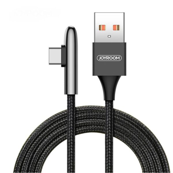Joyroom Type C 90 Degree Mobile Gaming 3A Fast Charging Cable