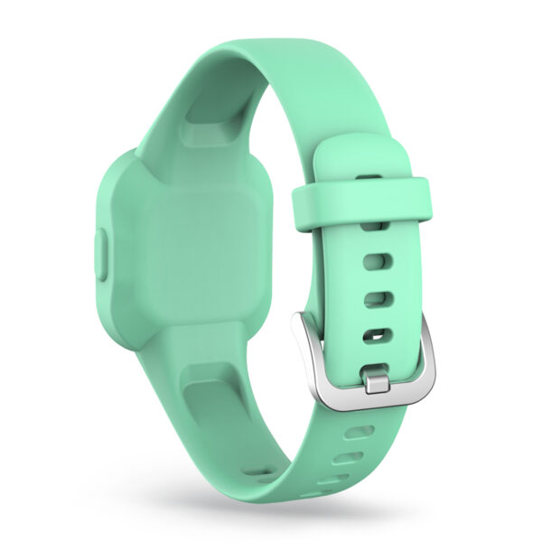 Silicone Watch Strap Band Garmin Vivofit JR 3 Mint