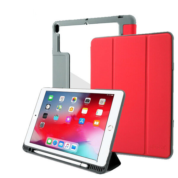 Flip Cover For iPad 9.7 inch Red
