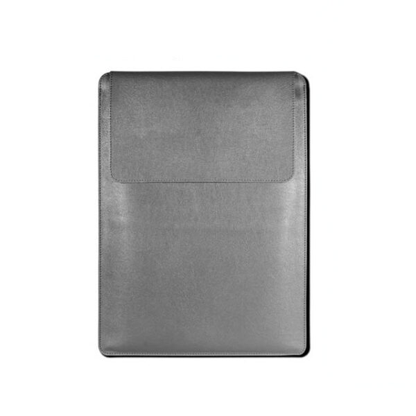 3-in-1 Grey Laptop Sleeve Bag Up To 15 inches
