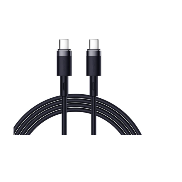 Joyroom Type C to Type C Data Quick Charging 3A Cable Black 1.8m
