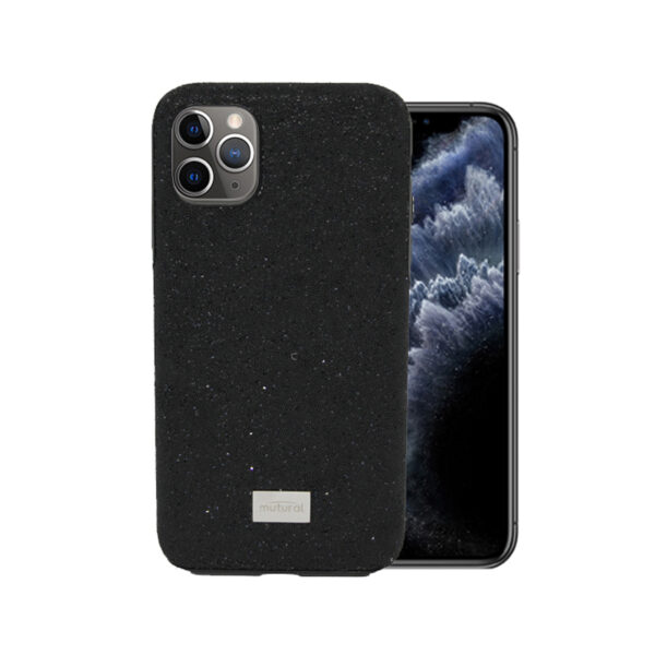 Glitter Cover For iPhone 12 Pro Max 6.7 inch Black