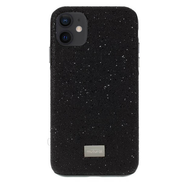 Glitter Cover For iPhone 12 Mini 5.4 inch Black