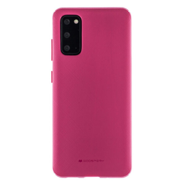Style Lux Cover Samsung Galaxy S20 Hot Pink
