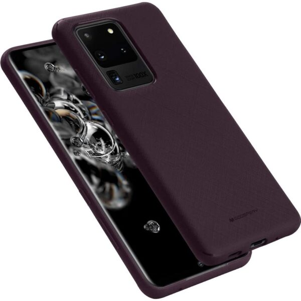 Style Lux Cover Samsung Galaxy S20 Ultra Plum